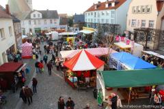 Impressionen aus der Adventszeit 2012 in Schönebeck.