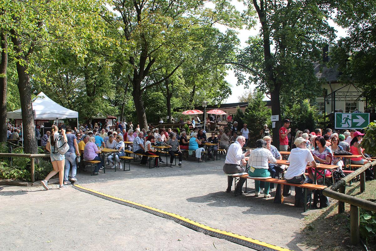Bierer Bergfest