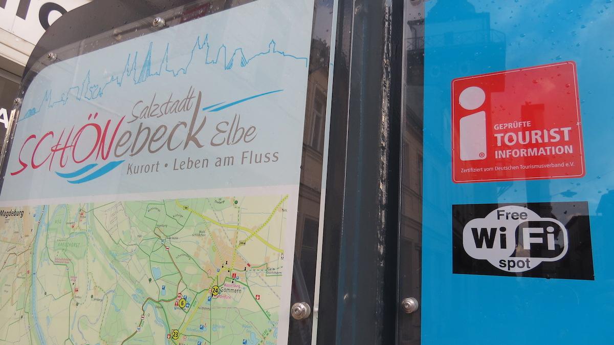Willkommen zurück: Schönebecks Tourist-Infos öffnen wieder